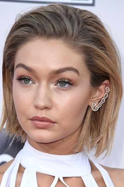 Gigi Hadid Short Haircut Name New Length Hair Color
