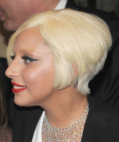 Lady Gaga Short Hairstyles Hair Color Hairstylist