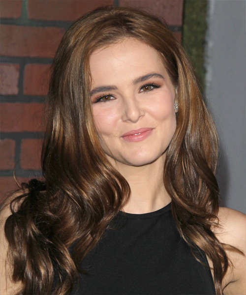 Zoey Deutch new hair color ideas