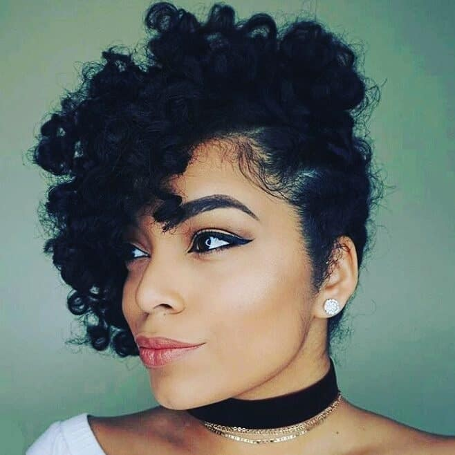 Short Hairstyles For African American 2020
