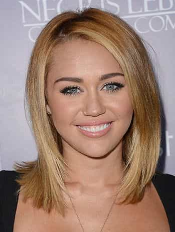 Miley Cyrus Short Hairstyles 2020 New Back View Long Medium