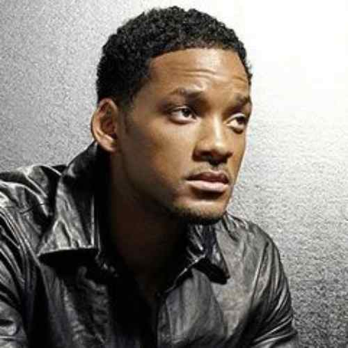 Will Smith Short Curly Hair