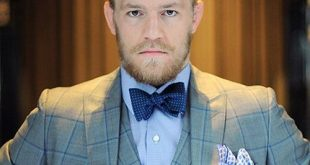 Conor Mcgregor Dapper Slick Back Hair