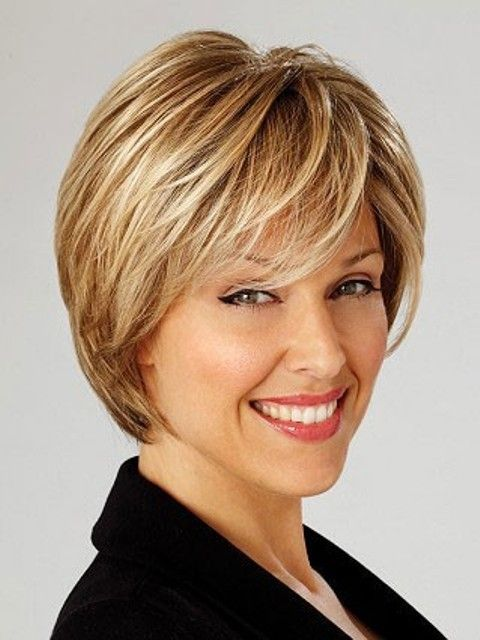 Oval Face Short Classic Bob Hairstyle