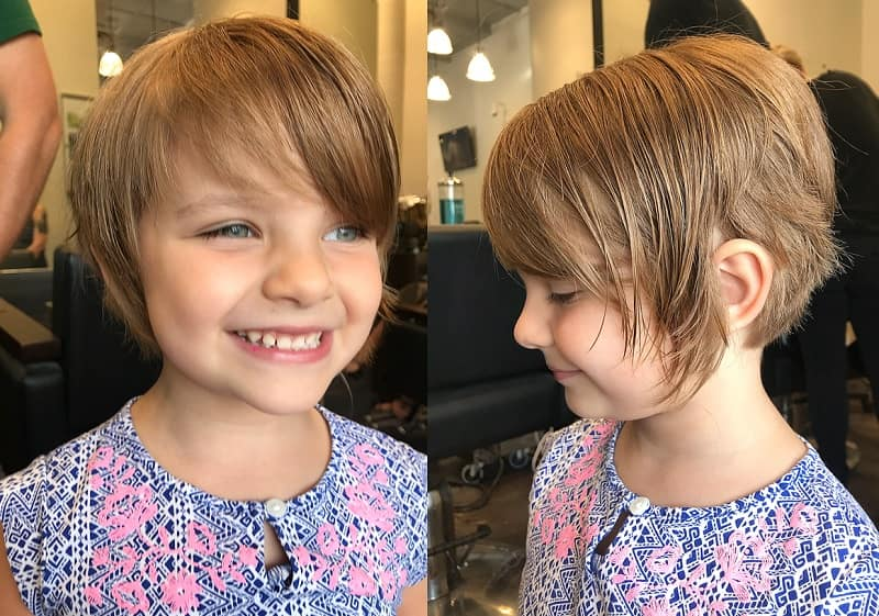 Little Girl Short Hairstyles 2020 Easy And Beautiful