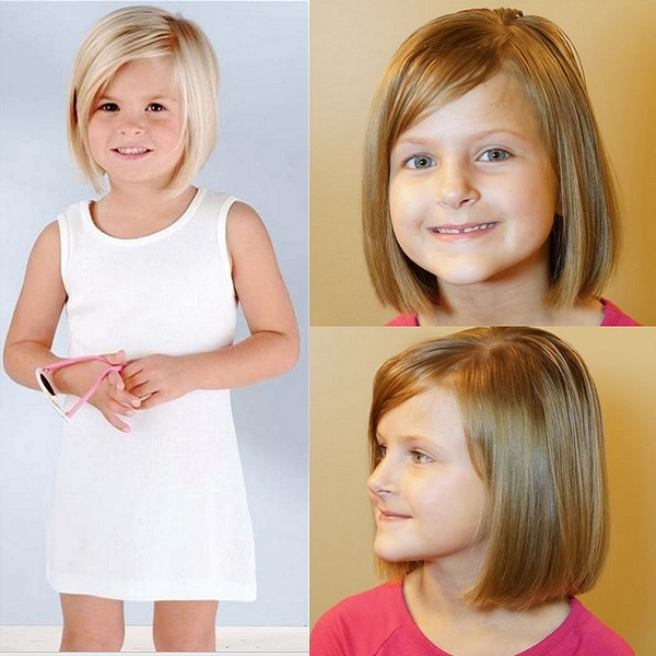 Cute Hairstyles For 9 Year Old With Short Hair 2020