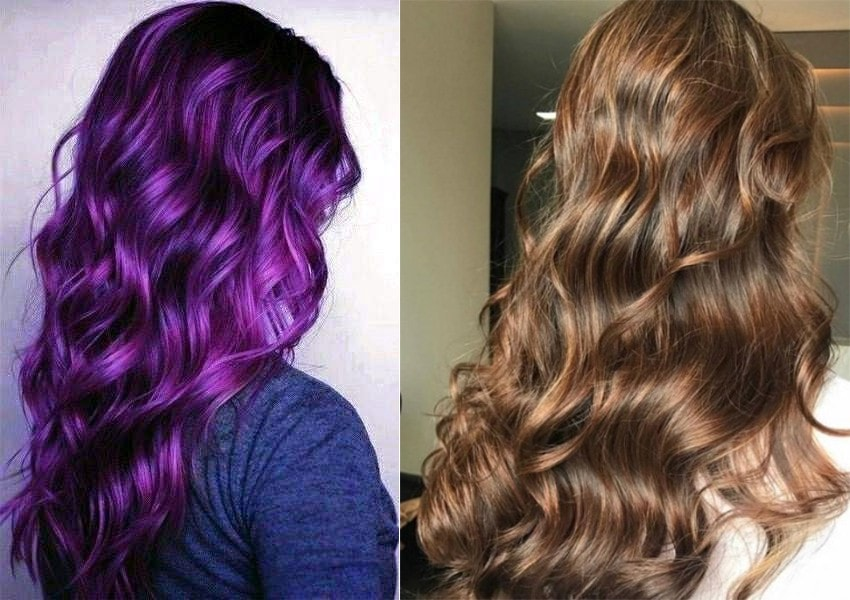 Best Purple Hair dye for dark Brown Hair