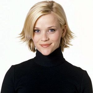 Reese Witherspoon Layered Short haircut